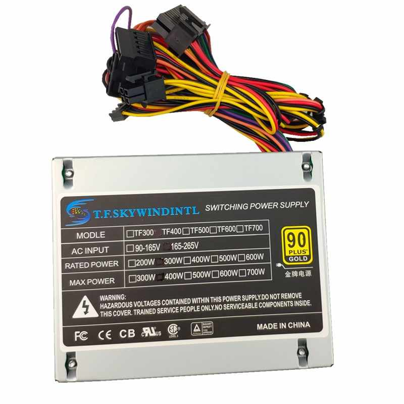 300W SFX Power voor Computer 300W ATX PSU Voor POS een machine high-definition machine Mini stille kleine Voeding MAX 400W