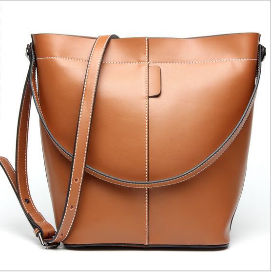 The new euramerican style brands designer leisure high quality  large capacity Bucket bag women Handbag Single shoulder bag сумка через плечо bucket bag euramerican women leather handbags dx091