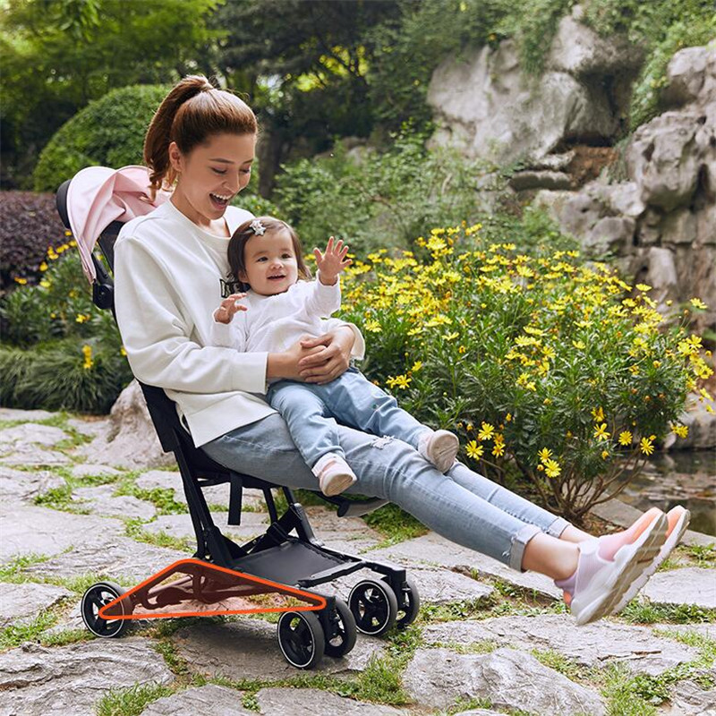Luxury Foldable Baby Stroller 2018 Style KidsTravel Baby Carriage For Newborns Luxury Foldable Baby Stroller 2018 Style KidsTravel Baby Carriage For Newborns