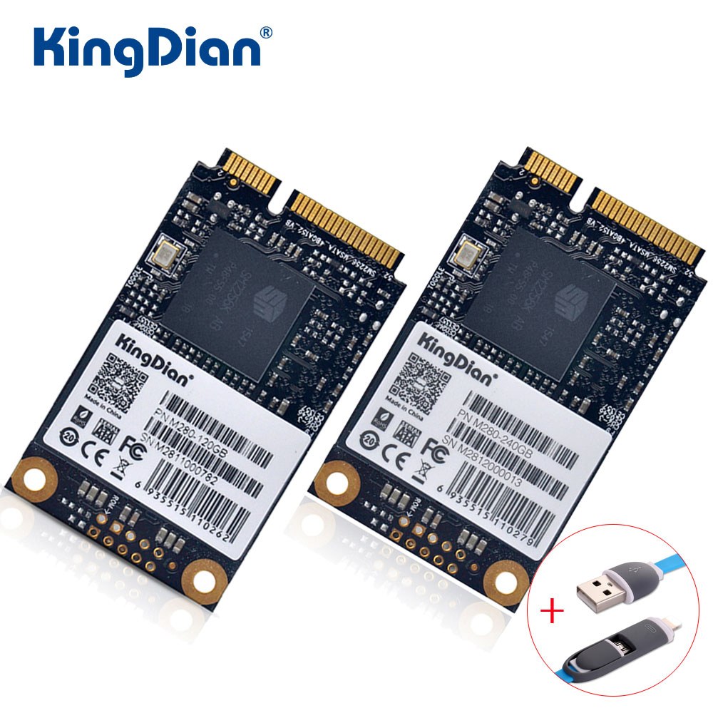 KingDian SSD 120GB 240GB M280 3 Years Warranty Mini Pcie mSATA Hard Drive Disk 120G 240G SSD Factory Directly For Computer hard drive for 4600r 4300r st336705lc 9p6001 302 well tested working 90days warranty page 6