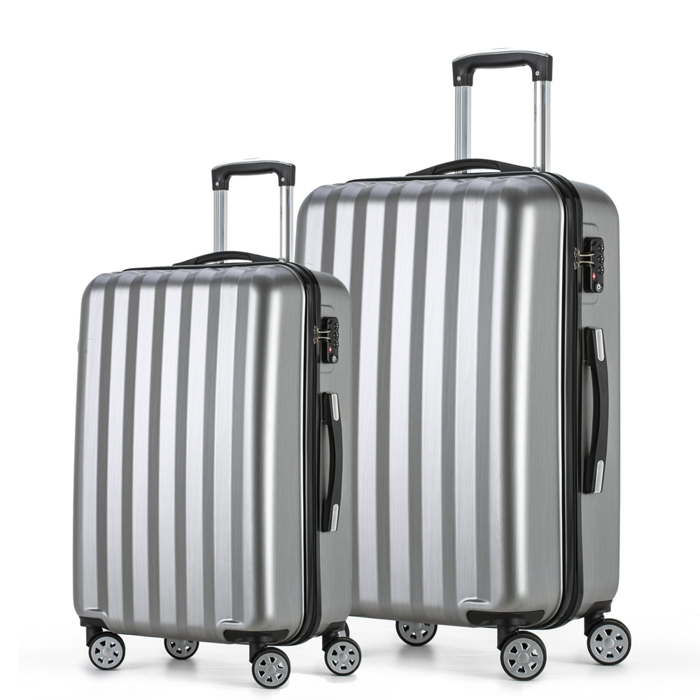 Online Get Cheap Silver Suitcase -Aliexpress.com | Alibaba Group
