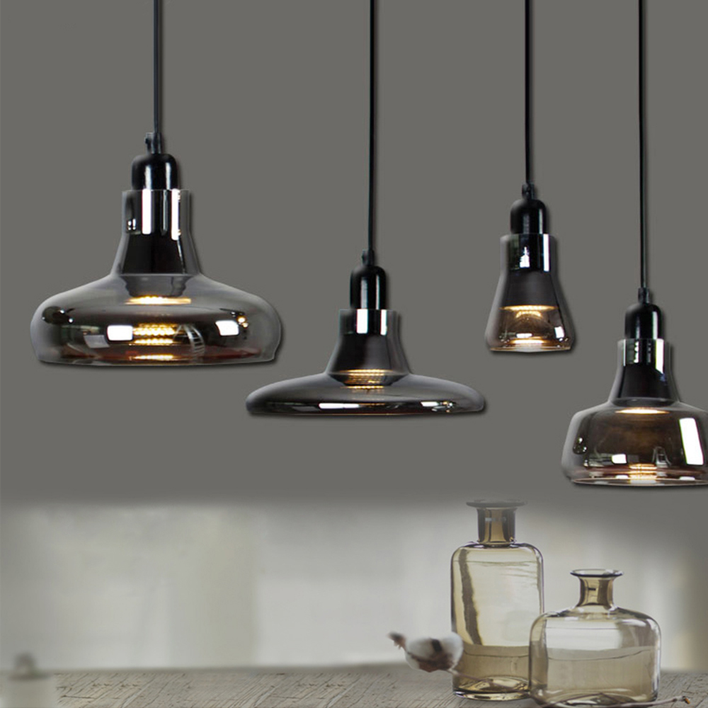 Luminaire Suspension Vintage Us 23 4 Vintage Pendant Lights Glass Abajur Suspension Luminaire Loft Retro Led Lamp Lamparas Colgantes Industrial Home Lighting Fixture In Pendant