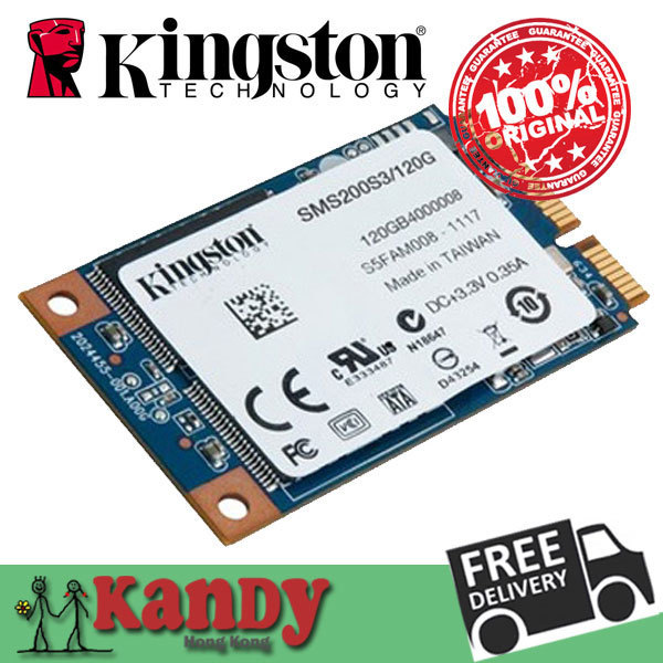 Kingston mSATA ssd 120GB hdd 128gb SATA SSD internal Hard Drive Solid State Drive Disk SATA3 lll 6Gb/s Ultrabook Laptop Notebook