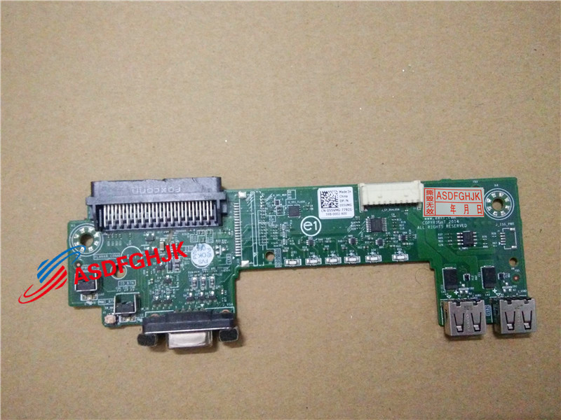 US $25 98 |Original For DELL POWEREDGE R230 R430 USB BOARD 055VMG 55VMG CN  055VMG fully tested-in Computer Cables & Connectors from Computer & Office