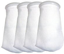 4 pcs Filter Socks 200 Micron 4 Inch or 7 inch Ring bag Aquarium reef tank