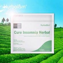 Ingredientes a base de hierbas naturales para la cura de insomnio, sueño de ensueño, aliviar los nervios intensos y dormir mejor