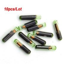 Transpondeur professionnel ID48 ID, puce en verre de haute qualité, puce de transpondeur de clé id48 ID 48 mégamos, 10 pièces/lot