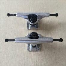 """Skateboard Trucks 5.5 """"Lichtgewicht Vrachtwagens Skate Aluminium Skate Board Vrachtwagens Caminhao Doen Skate"""