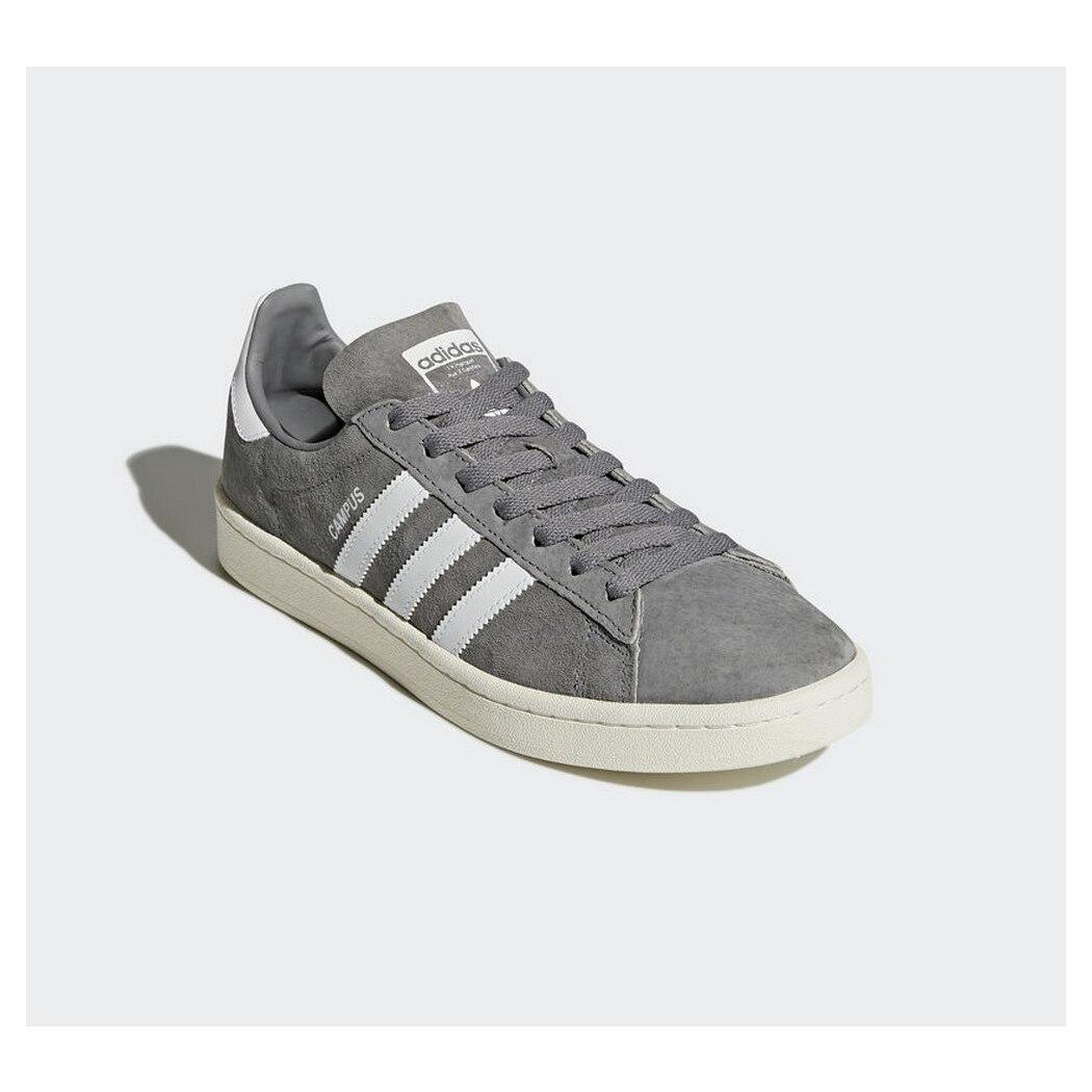 bosque más y más Cuestiones diplomáticas  Sneakers BZ0085 Zapatillas Adidas Campus Gris y Blanco Hombre    -  AliExpress
