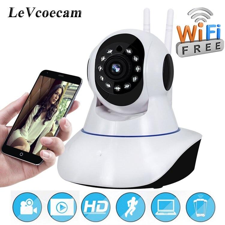 IP Camera 720p Wifi CCTV Camera Video Surveillance Night Security Camera Network Indoor Baby Monitor Two Way Audio screenshot