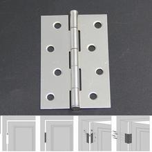 2pcs Stainless Steel hinges for furniture Flap Hinge Counter scharnieren Backflap Hinge bisagra scharnier 2 3 4 inch Hinge
