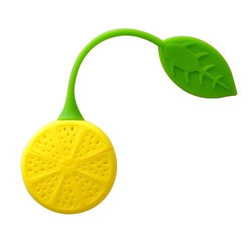 Creative Lemon Silicone Tea Infuser Kitchen Gadgets