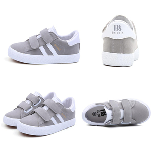 Image 5 - Kids Shoes Children Breathe Boys Sport Trainers Shoes Casual Baby School Flat Leather Sneaker 2020 Girls Sneaker Toddler Shoes