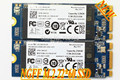 Free shipping NEW 128GB NGFF 22*60 SSD LSS-128L6G read 500M/S write 300M/S SATA3