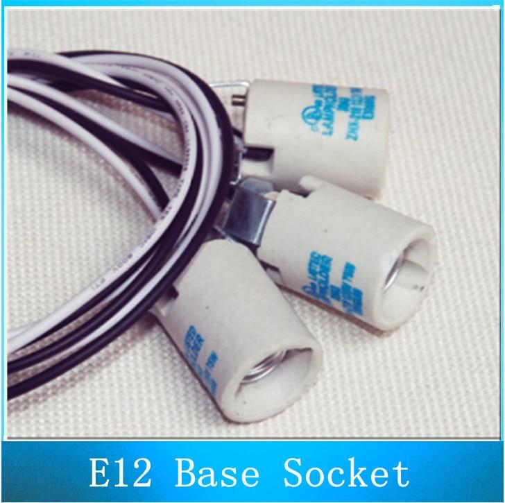 Online Get Cheap E12 Lamp Socket Ceramic -Aliexpress.com | Alibaba ...