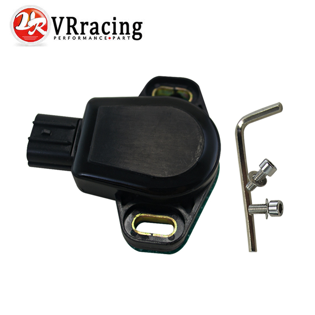 VR RACING - WLR RACING - FOR HONDA CRV ACURA RSX K20A3 TPS THROTTLE POSITION SENSOR WITH GASKET AND BOLTS VR5971