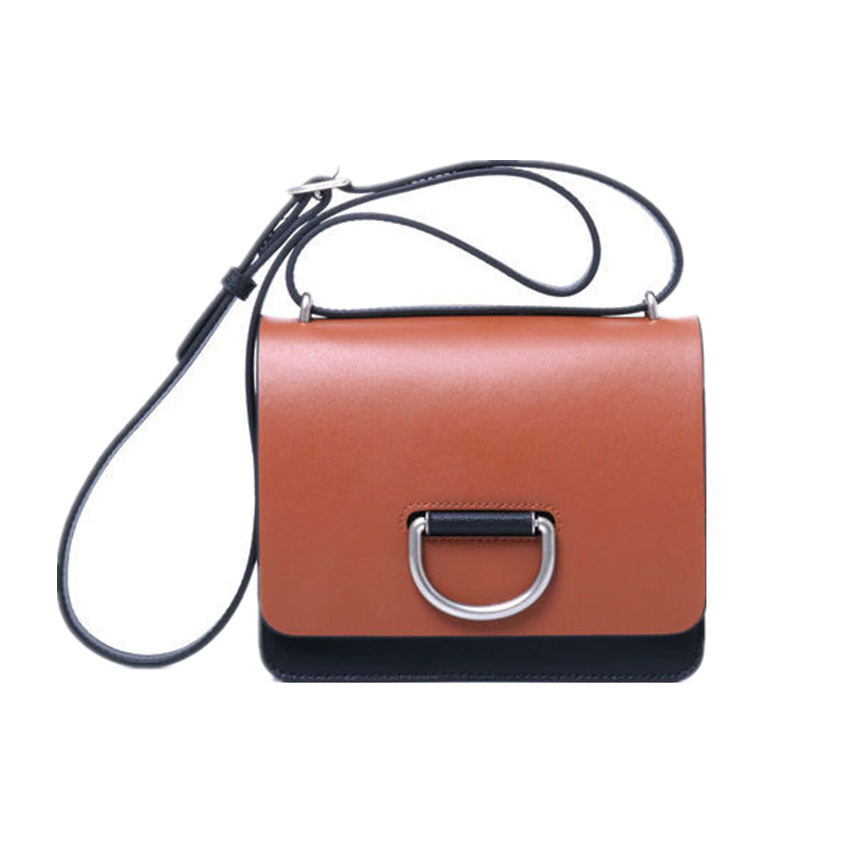 Luxury Handbags Women Bags Designer Women's Genuine Leather Handbags D-Ring Shoulder Crossbody Bags bolsa feminina цены онлайн