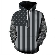 цена на PLstar Cosmos USA Flag Hoodies Men/women 3d Sweatshirts Print Striped Stars America Flag Hooded Hoodies Tracksuits Pullover