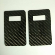 цены Carbon fiber Credit card size bottle opener with convenient to carry and Beautiful appearance