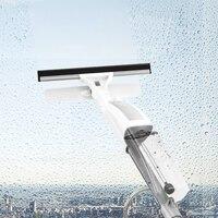 ¡Nuevo! fregona de limpieza de ventanas con rociador de agua concis con 3 uds  trapo de repuesto para limpieza de ventanas  limpiador  escobilla  herramientas de limpieza del hogar|Mopas| |  -