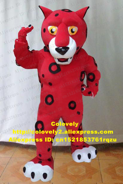 Costumes & Accessories Brown Leopard Panther Pard Cougar Cheetah Panthera Pardus Mascot Costume Adult Scenic Spot Trade Shows Garden Fantasia Zz6601 Mascot
