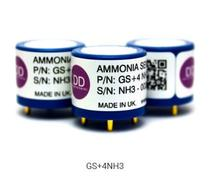 GS+4NH3 A range of non-biased 20mm diameter NH3 sensors viable in 3 gas detection range