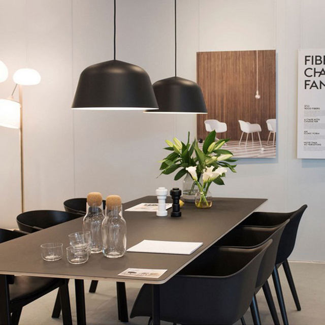 Online Shop HAIXIANG Nordic aluminum Pendant Lights personality ...