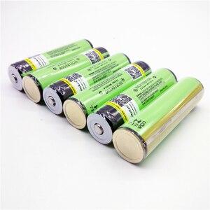 Image 4 - 8 pièces Liitokala nouveau protégé 18650 3400 mah batterie NCR18650B batterie rechargeable 3.7 V PCB achats gratuits