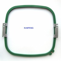 #KP355 085G 30x30 1PCS Embroidery Hoop 30cm 11.8 355mm Wide (14) fit for Tajima Toyota Commercial