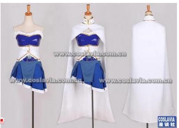 Puella Magi Madoka Magica Sayaka Miki cosplay Anime Costume