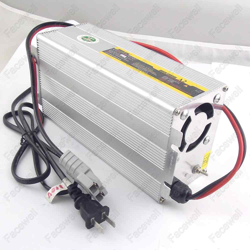 Battery Charger 32S 96V 3A Lifepo4 XLR Intelligent Charger