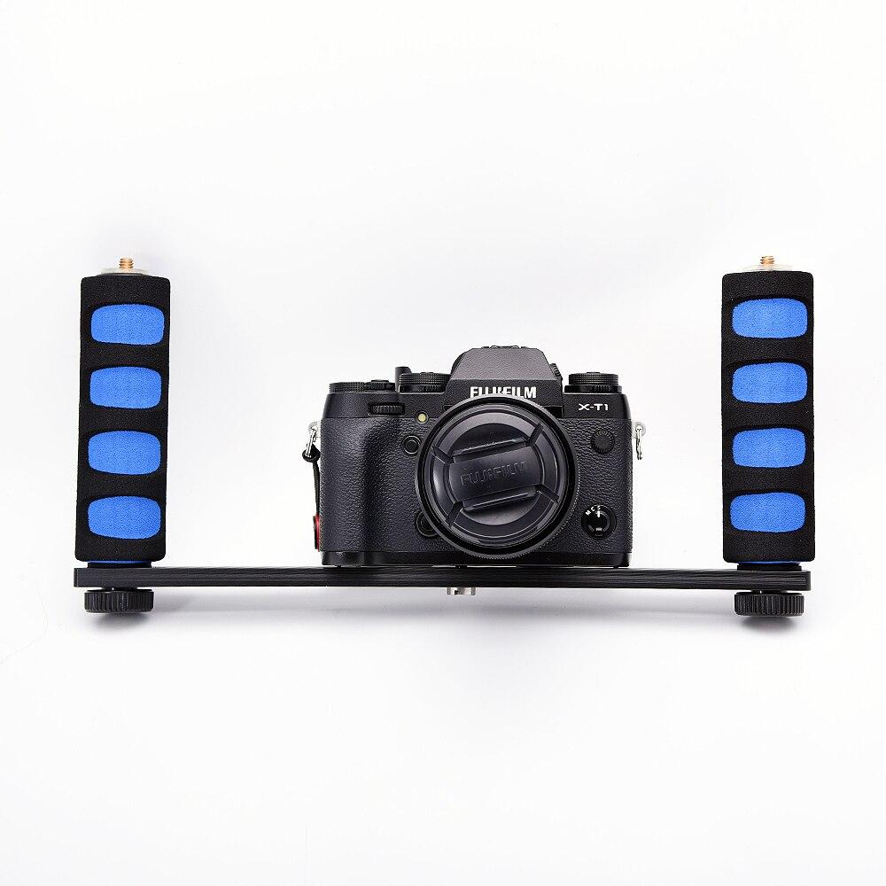 De poche Poignée Main Grip Stabilisateur Rig Sous-Marine Plongée sous-marine Plongée Plateau Mont pour Canon Nikon pour Sony Caméra