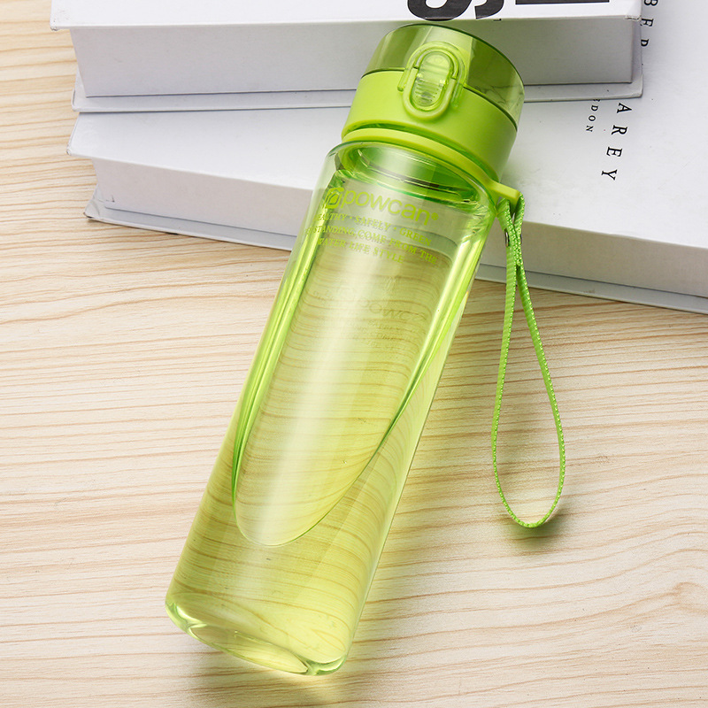 HTB1bAuuaQ5E3KVjSZFCq6zuzXXaX 501-600ml Bottle for Water Outdoor Water Bottle Sports Water Bottle Eco-friendly with Lid Hiking Camping Plastic My Bottle.j