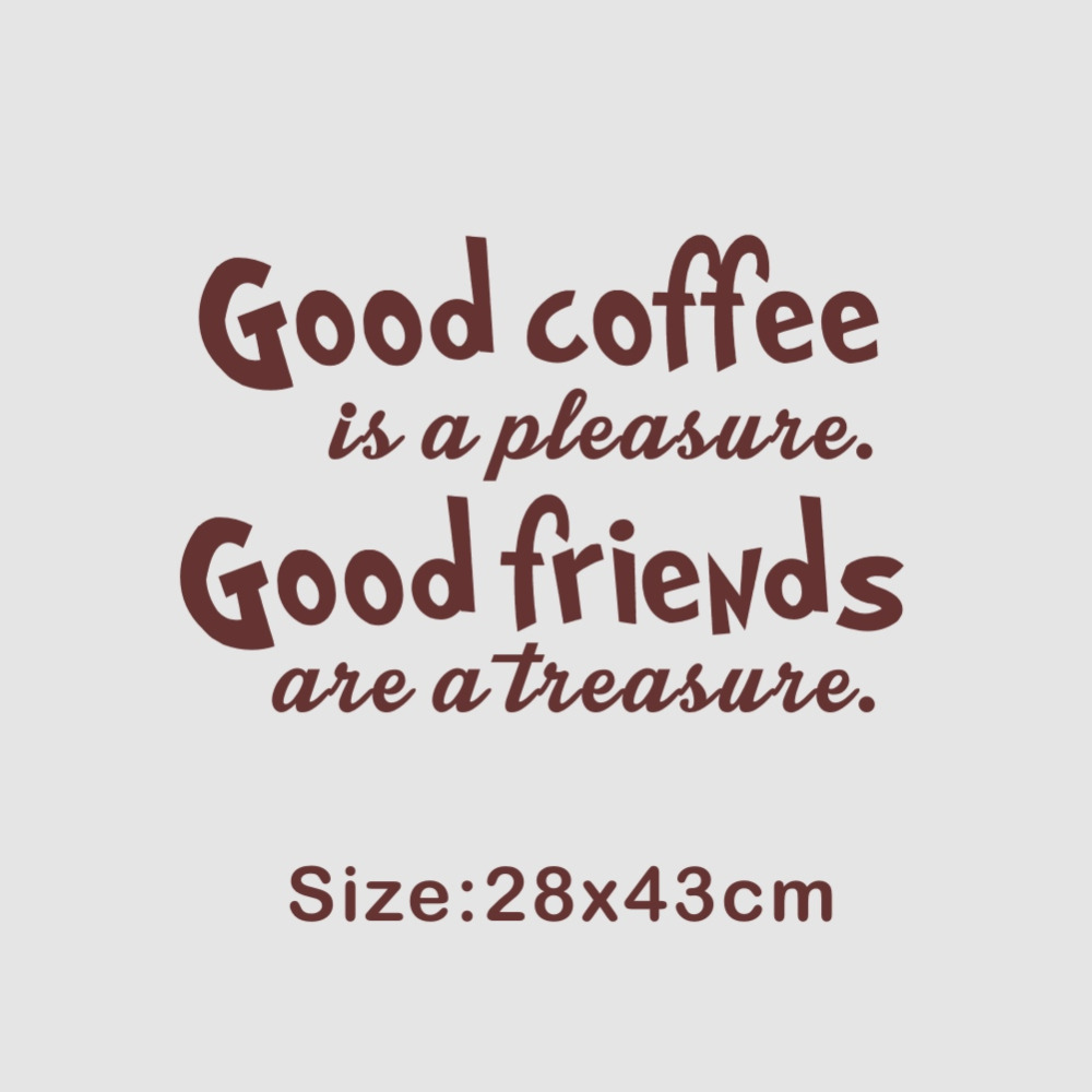 Quotes About Coffee And Friendship Good Coffee Is A Pleasure Good Friends Are A Treasure Quotes Art