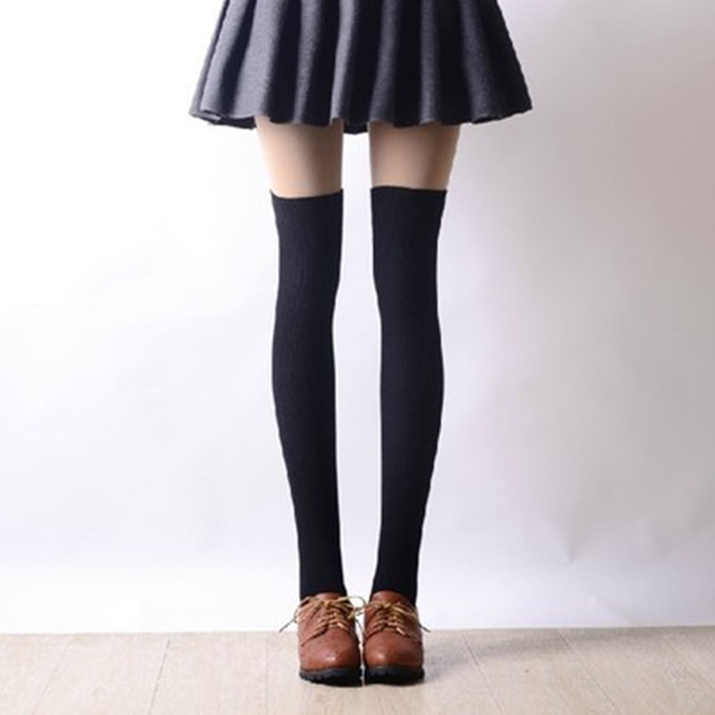Fashion Long Socks Women  Sexy Stockings  Black Tops For Women  Over The Knee Socks Stockings  Lingerie For Women