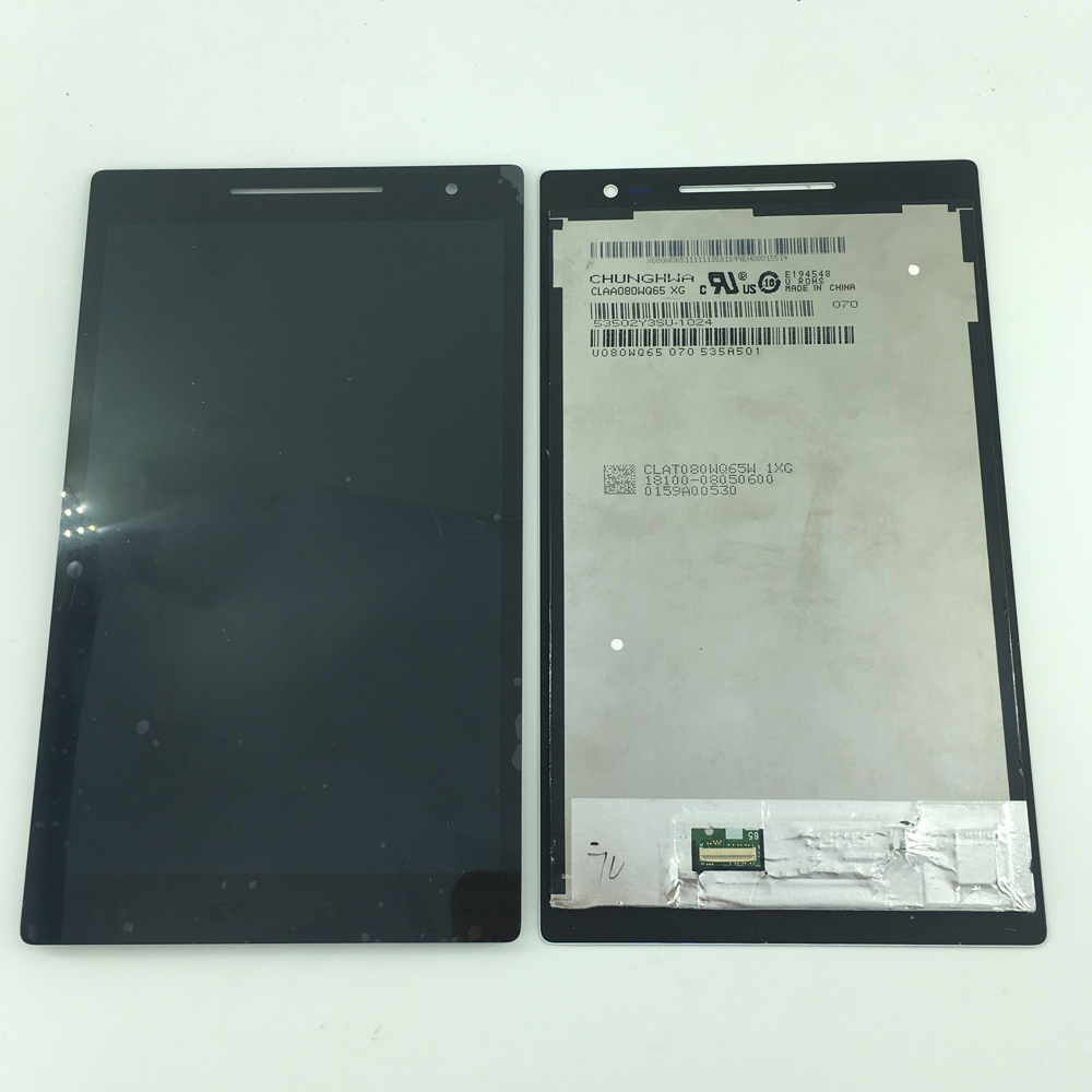 LCD Display Touch Screen Digitizer Assembly Replacement Parts For Asus Zenpad 8.0 Z380 Z380KL Z380CX Z380C white / black black full lcd display touch screen digitizer replacement for asus transformer book t100h free shipping