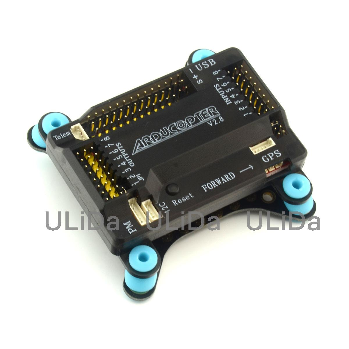 APM2.8 Flight Controller 5 in1 PDB Shock Absorber Integrated Power Module ESC Power Distribution Board 5V 12V BEC LED Quadcopter цены онлайн