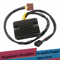 12v Motorcycle Rectifier Voltage Regulator For Piaggio GTV250 GTS250 Ie Carnaby 300 Ie Cruiser XEvo 400