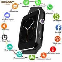 Reloj Inteligente hombres mujeres Monitor de ritmo cardíaco presión arterial rastreador de Fitness Reloj deportivo Smartwatch para ios android Reloj Inteligente