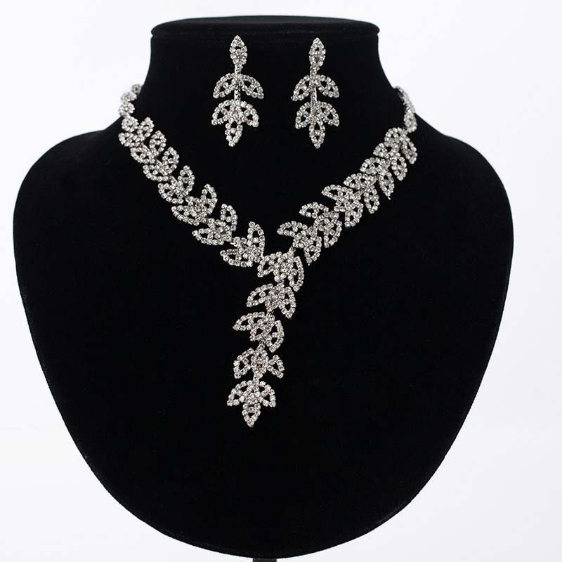 Hot sale women crystal rhinestone bridal jewelry set for Bling jewelry coupon code