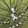 HOT Koop Hoge Kwaliteit Instap Crossmax 6 Gat Cross SLR 26 27.5 29 Inch MTB Mountainbike Fiets Wielset 15mm 12mm
