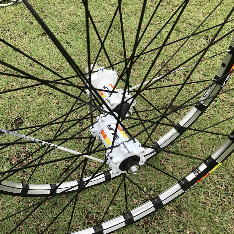 HOT Sale High Quality Entry Level Crossmax 6 Hole Cross SLR 26 27 5 29 Inch MTB Mountain Bike Bicycle Wheelset 15mm 12mm in Bicycle Wheel from Sports Entertainment