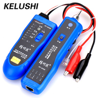 Network Tester Tool Network Wire Cable Tester Line Tracker Telephone RJ11 RJ45 NF 806B