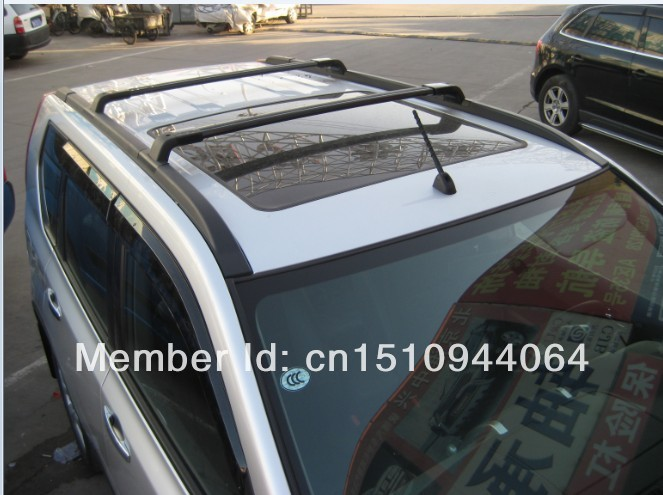 OEM Roof rack roof rails baggage rail rack for Nissan X