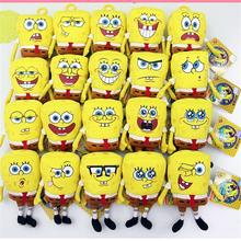 The original authorization nano spongebob plush toys Creative children's day gift gift company activities free shipping