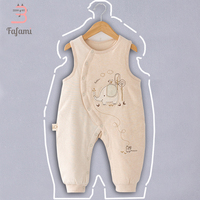 Baby Rompers Winter Parka For Newborn Baby Clothes Organic Cotton Baby Girl Boy Clothing Baby Jumpsuit