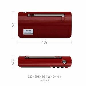 Image 5 - Rolton T50 Portable monde bande FM/MW/SW stéréo Radio haut parleur Mp3 lecteur de musique carte SD/TF pour PC iPod téléphone