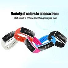 V5S SmartBand часы напоминание Шагомер Bluetooth Smart Браслет OLED Спорт Смарт Браслет фитнес для Android IOS Телефон