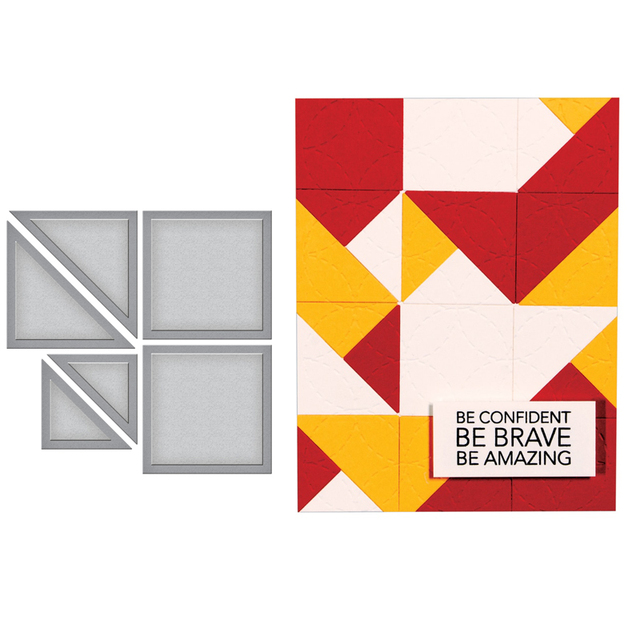 Polygone Cadre Géométrique Forme Métal Découpage Matrices Pochoir