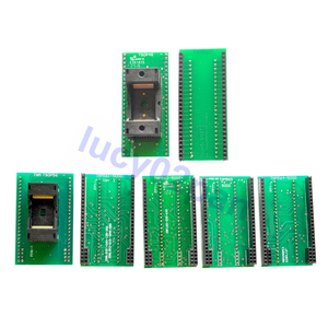 Image 2 - TNM5000 Eprom Atmel מתכנת + TSOP48 + TSOP56 מתאם, מחשב נייד תמיכה IO, תכנות מהיר של כל EPROM ופלאש זיכרון, שבבי Nand